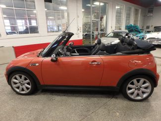2006 Mini Convertible S! LOW MILE GEM,  CUSTOM FACTORY INTERIOR Saint Louis Park, MN 11