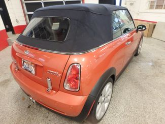 2006 Mini Convertible S! LOW MILE GEM,  CUSTOM FACTORY INTERIOR Saint Louis Park, MN 6