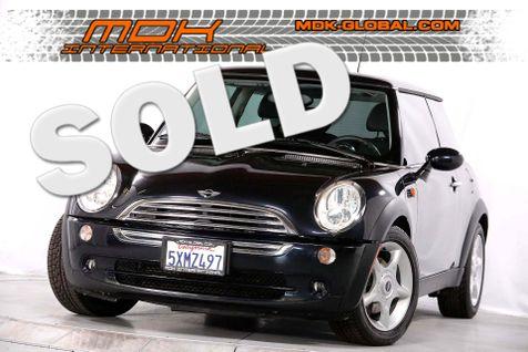 2006 Mini Hardtop - Manual - Only 56K miles in Los Angeles