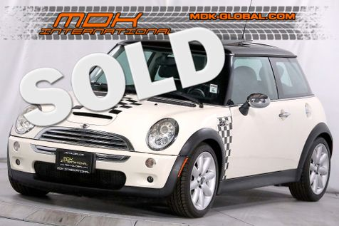 2006 Mini Hardtop S - Sport pkg - Xenon - Premium pkg in Los Angeles
