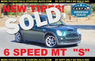 2006 Mini Hardtop S in Santa Clarita, CA 91390