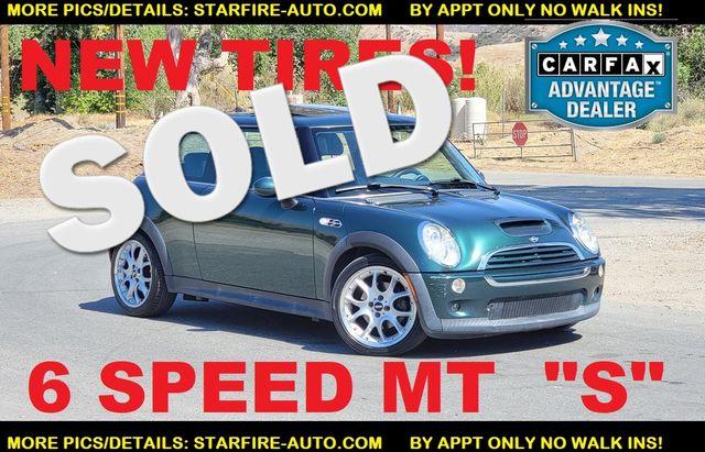 2006 Mini Hardtop S Santa Clarita, CA 0