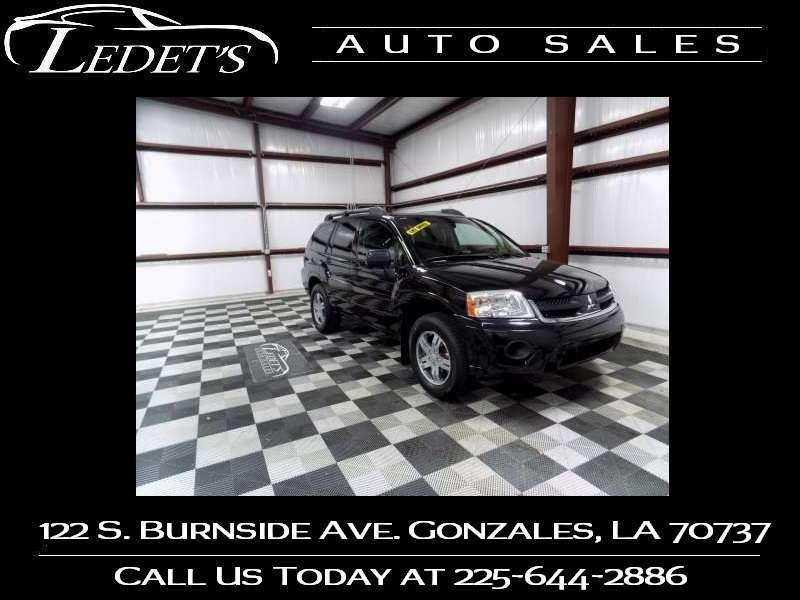2006 Mitsubishi Endeavor LS - Ledet's Auto Sales Gonzales_state_zip in Gonzales Louisiana
