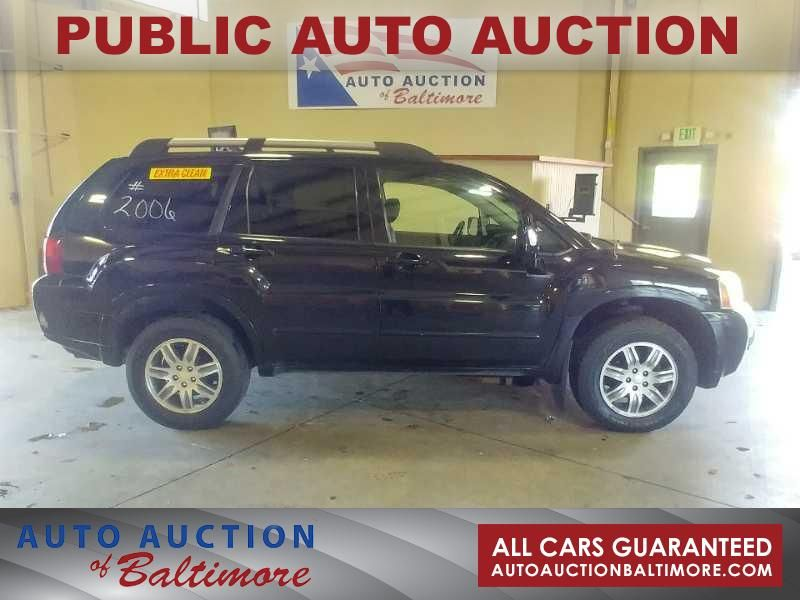 2006 Mitsubishi Endeavor Limited | JOPPA, MD | Auto Auction of Baltimore  in JOPPA MD