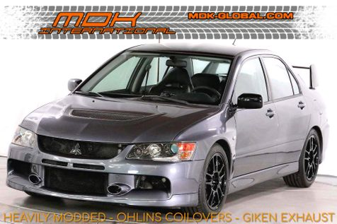 2006 Mitsubishi Lancer Evolution IX - Nicely Modded in Los Angeles