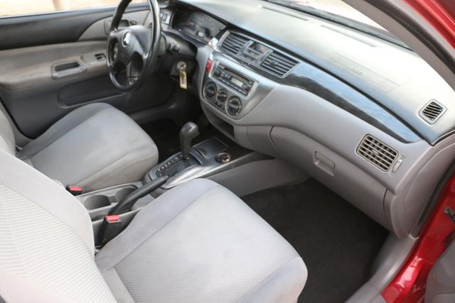 2006 Mitsubishi Lancer ES Santa Clarita, CA 9