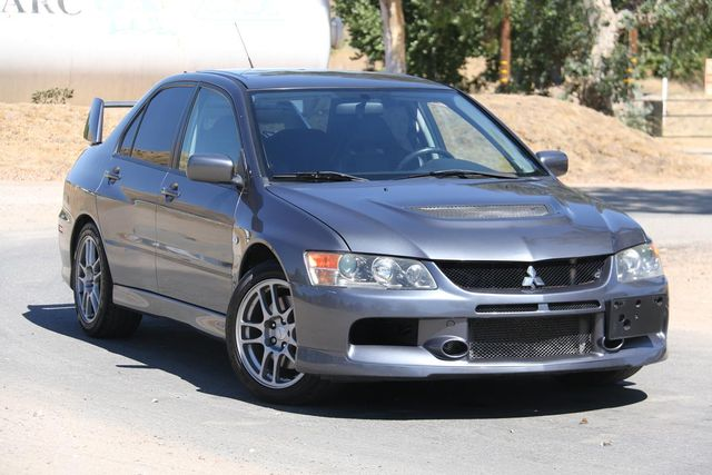 2006 Mitsubishi Lancer Evolution MR Edition Santa Clarita, CA 3