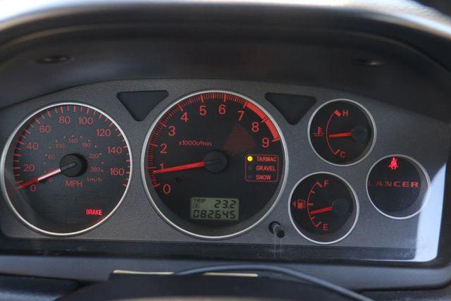 2006 Mitsubishi Lancer Evolution MR Edition Santa Clarita, CA 19