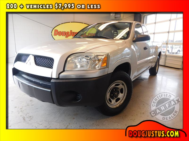 2006 Mitsubishi Raider LS  city TN  Doug Justus Auto Center Inc  in Airport Motor Mile ( Metro Knoxville ), TN