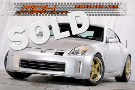 2006 Nissan 350Z - Manual - Coilovers - 5Zigen Wheels in Los Angeles
