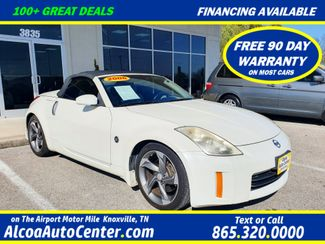 2006 Nissan 350Z Touring Convertible w/Leather/Navigation/BOSE in Louisville, TN 37777