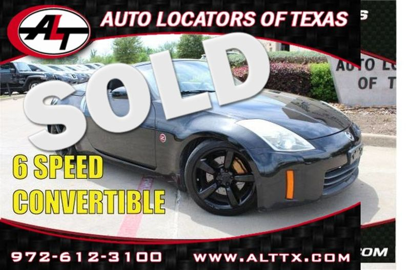 2006 Nissan 350z Touring Plano Tx Consign My Vehicle