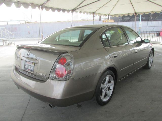 2006 Nissan Altima 3.5 SE Gardena, California 2