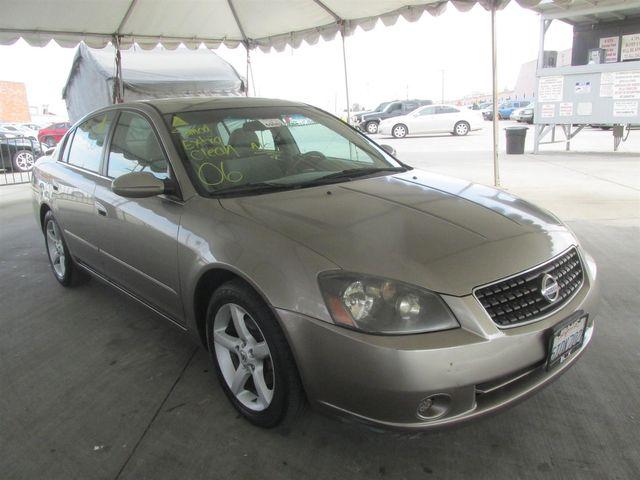 2006 Nissan Altima 3.5 SE Gardena, California 3