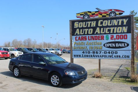 2006 Nissan Altima 2.5 S in Harwood, MD