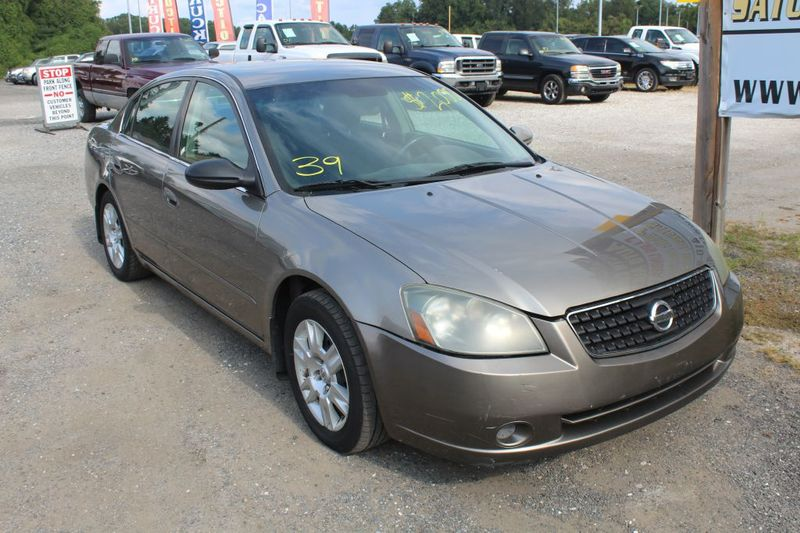 2006 Nissan Altima 25 S  city MD  South County Public Auto Auction  in Harwood, MD