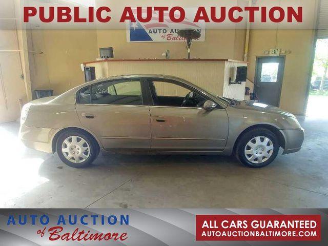 2006 Nissan Altima 2.5 S | JOPPA, MD | Auto Auction of Baltimore  in Joppa MD