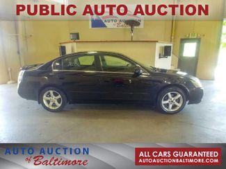 2006 Nissan Altima 3.5 SE   JOPPA, MD   Auto Auction of Baltimore  in Joppa MD