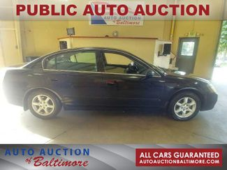 2006 Nissan Altima 2.5 S | JOPPA, MD | Auto Auction of Baltimore  in Joppa MD