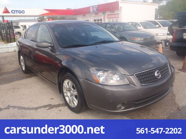 2006 Nissan Altima 2.5 S Lake Worth , Florida 0