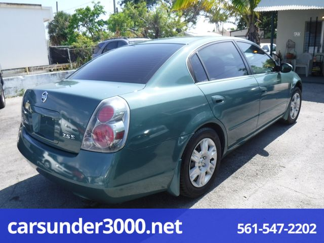 2006 Nissan Altima 2.5 S Lake Worth , Florida 1