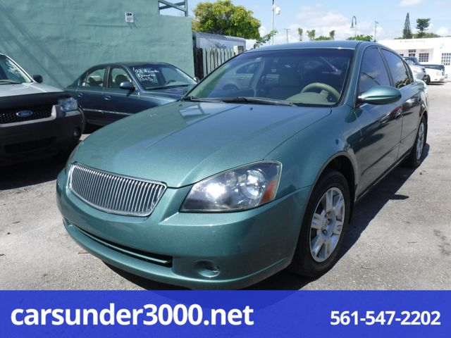 2006 Nissan Altima 2.5 S Lake Worth , Florida 2