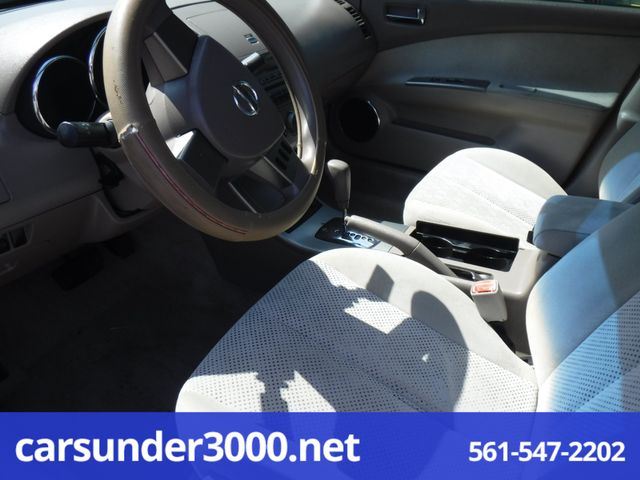 2006 Nissan Altima 2.5 S Lake Worth , Florida 4