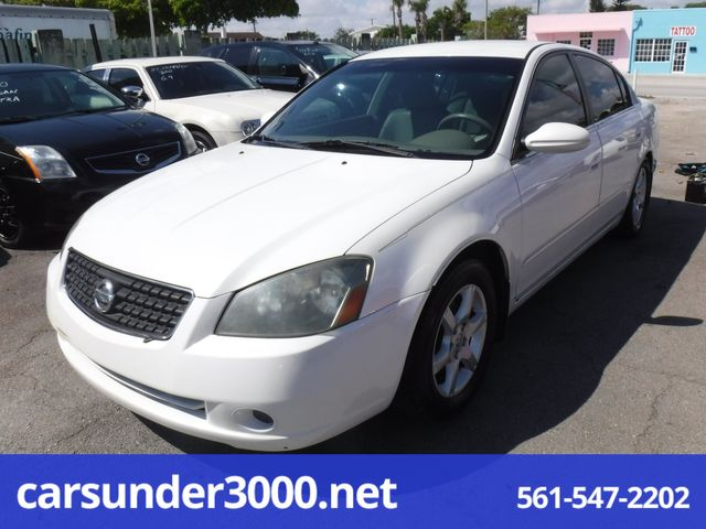 2006 Nissan Altima 2.5 S Lake Worth , Florida