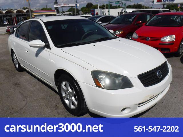 2006 Nissan Altima 2.5 S Lake Worth , Florida 1