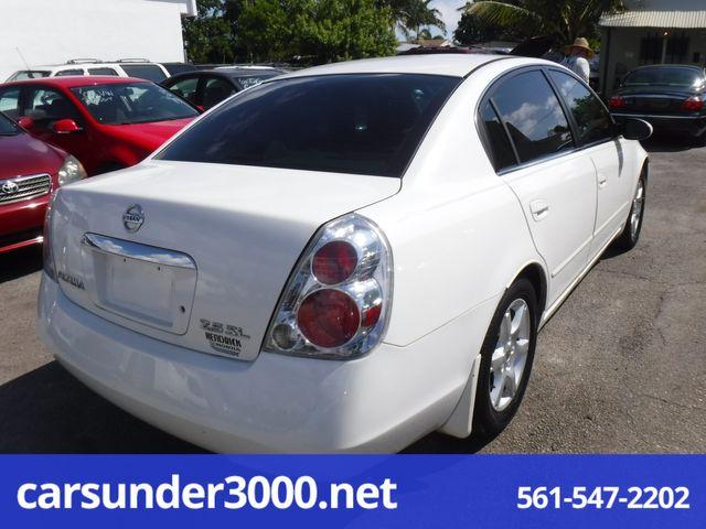 2006 Nissan Altima 2.5 S Lake Worth , Florida 2