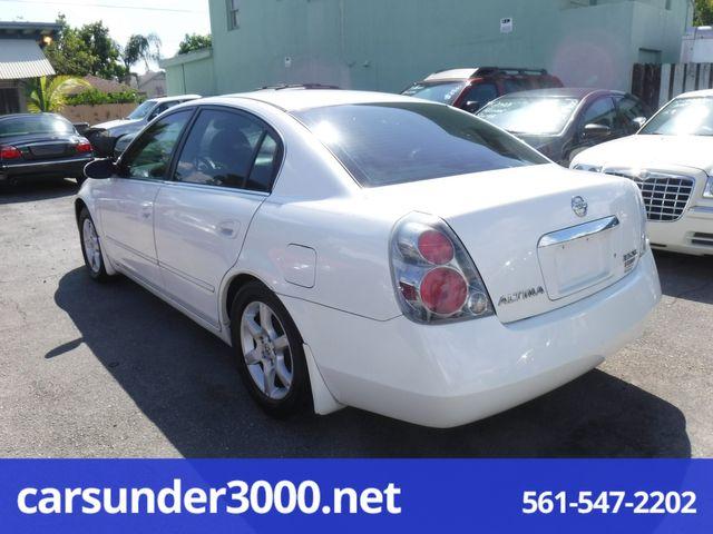 2006 Nissan Altima 2.5 S Lake Worth , Florida 3