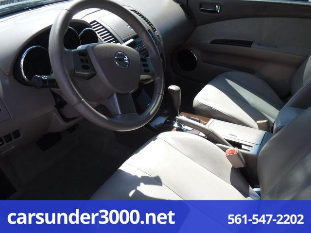 2006 Nissan Altima 2.5 S Lake Worth , Florida 4