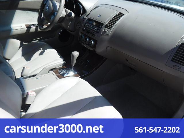 2006 Nissan Altima 2.5 S Lake Worth , Florida 6