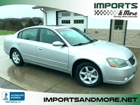 2006 Nissan Altima 2.5S Special Edition in Lenoir City, TN