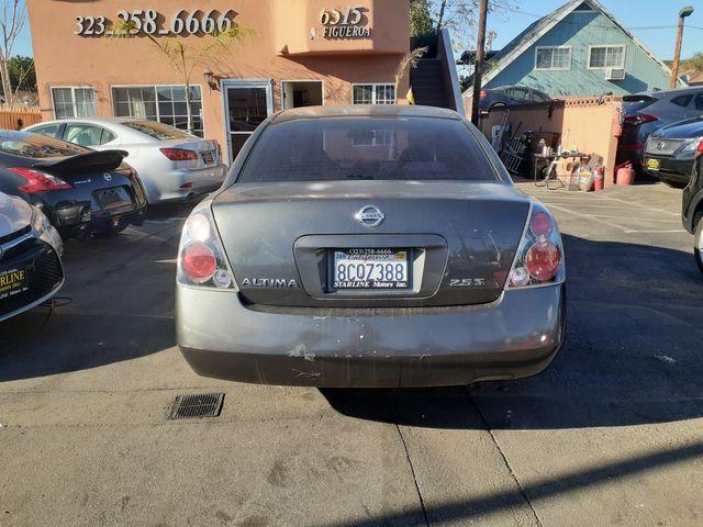 2006 Nissan Altima 2.5 S Los Angeles, CA 4