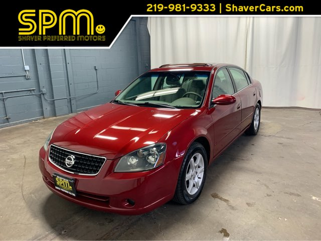 Used Nissan Altima Merrillville In