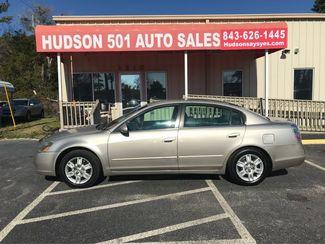 2006 Nissan Altima 2.5 S | Myrtle Beach, South Carolina | Hudson Auto Sales in Myrtle Beach South Carolina