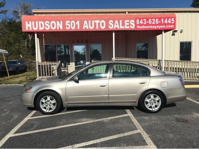 2006 Nissan Altima in Myrtle Beach South Carolina