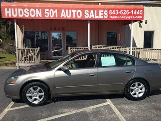2006 Nissan Altima 2.5 S | Myrtle Beach, South Carolina | Hudson Auto Sales in Myrtle Beach South Carolina