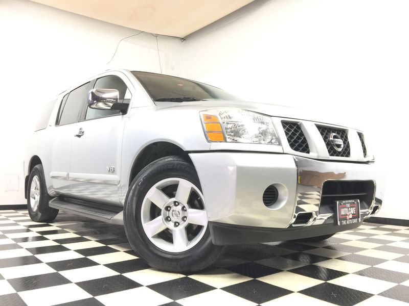 2006 Nissan Armada *Easy In-House Payments* | The Auto Cave in Addison