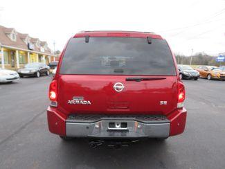 2006 Nissan Armada SE Batesville, Mississippi 11