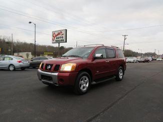 2006 Nissan Armada SE Batesville, Mississippi 3