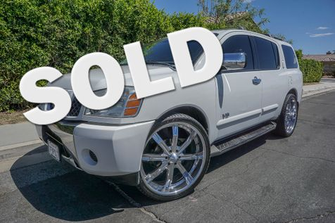 2006 Nissan Armada SE in Cathedral City