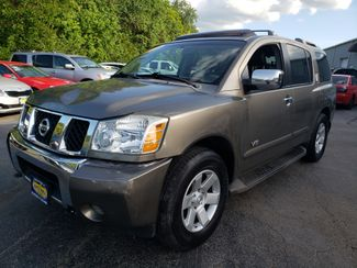2006 Nissan Armada LE | Champaign, Illinois | The Auto Mall of Champaign in Champaign Illinois