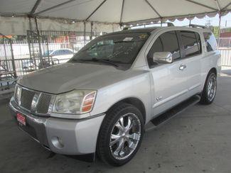 2006 Nissan Armada LE Gardena, California