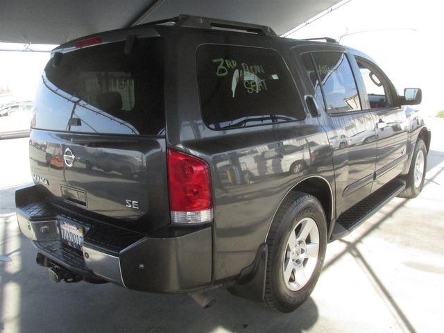 2006 Nissan Armada SE Gardena, California 2
