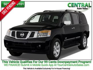 2006 Nissan Armada SE | Hot Springs, AR | Central Auto Sales in Hot Springs AR