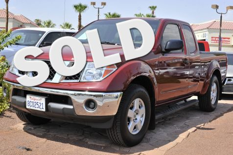2006 Nissan Frontier SE in Cathedral City