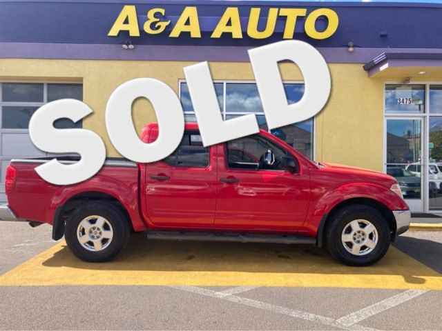 2006 Nissan Frontier SE in Englewood, CO 80110