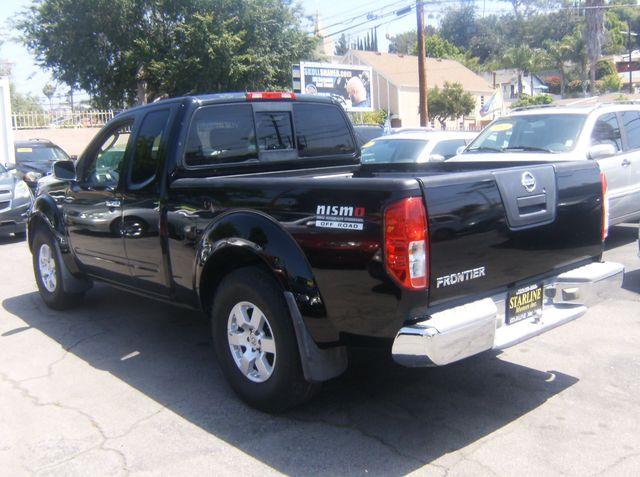 2006 Nissan Frontier Nismo Los Angeles, CA 8